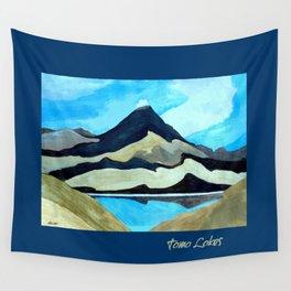 Tama Lakes Wall Tapestry
