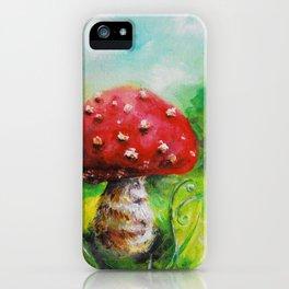 Mushy iPhone Case