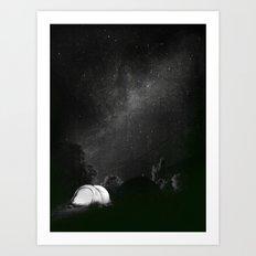 Andes 1 Art Print