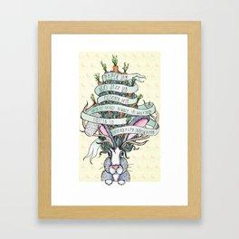 Paper Jam '15 by Maisie Cross Framed Art Print