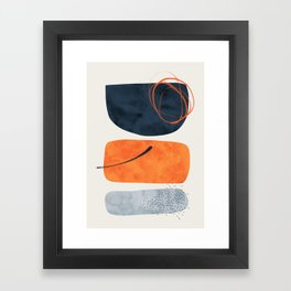 Thia Framed Art Print