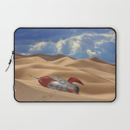 Lady With Cars  Laptop Sleeve