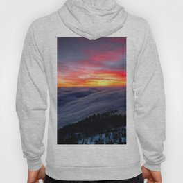Sunrise from Mountaintop Hoody