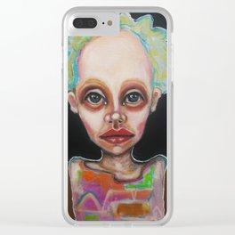 kanapka Clear iPhone Case