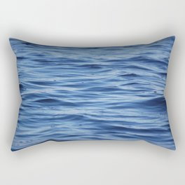 River Ripples Rectangular Pillow