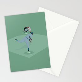 Casey at the Bat Stationery Cards