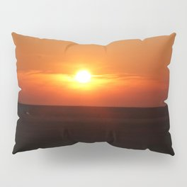 Sunset in Wiltshire England Pillow Sham