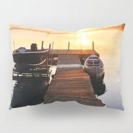 Sunrise at the Cottage Pillow Sham