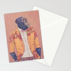Alvin the Ape Stationery Cards