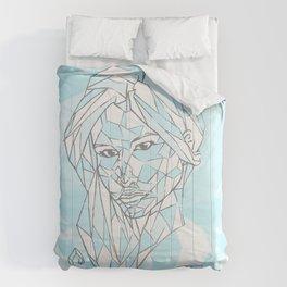 Diamant Bleu Comforters