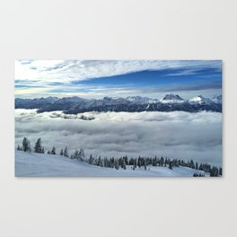 Revelstoke Canvas Print