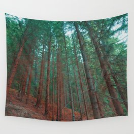 into the woods 03 Wall Tapestry