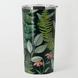 Pacific Northwest Plants Travel Mug