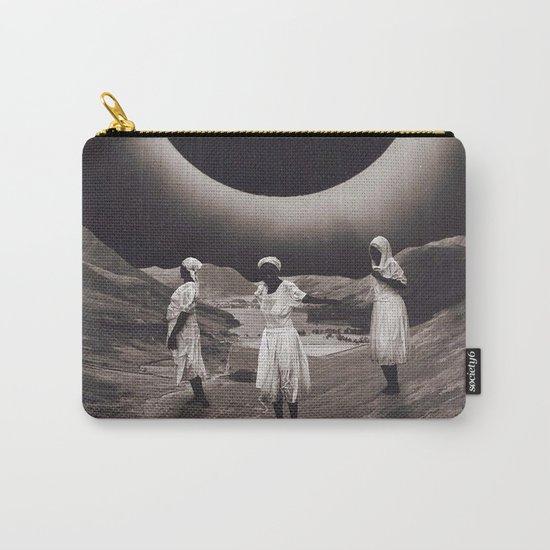 'Ecliptic Dances' Carry-All Pouch