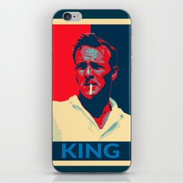 Arnold Palmer - The King iPhone Skin