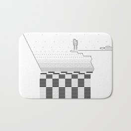 somethingfall in another world Bath Mat