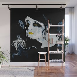 Dark Cupid Wall Mural
