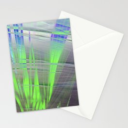 Flat blades Stationery Cards