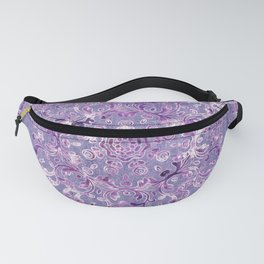 A Taste of Lilac Wine Fanny Pack