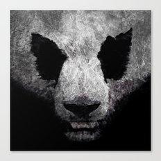 Pandor, God of pandas Canvas Print