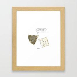 Valdeon Framed Art Print