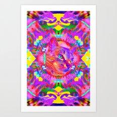 Zakiya-Sir Parker Art Print