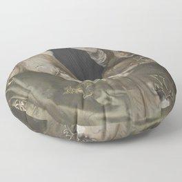 Fernand Khnopff - Untitled Floor Pillow