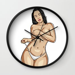 JOKER #1 - FIRST Wall Clock