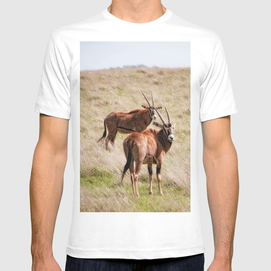 Wide open spaces T-shirt