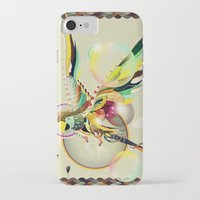 parrot iPhone & iPod Cases featuring PARROT by Mathis Rekowski