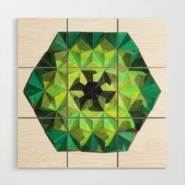 Forest Hues Wood Wall Art