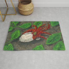 The Hatchling Rug