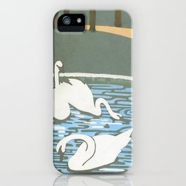 "Juan Gris ""Leda"" iPhone Case"