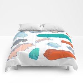 Día normal Comforters
