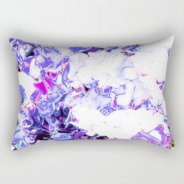 SWEETPEA BLUE/WHITE Rectangular Pillow