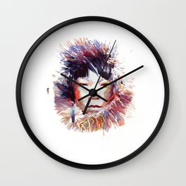 MONGOLIA Wall Clock