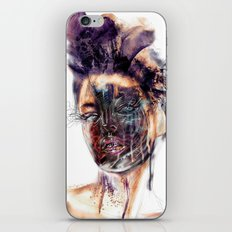 Dark Beauty iPhone & iPod Skin