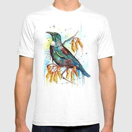 Kowhai Tui T-shirt