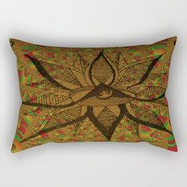 Kaleidoscope Mystique Rectangular Pillow