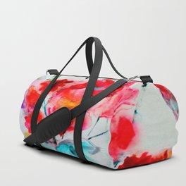 RED  #society6 #decor #buyart Duffle Bag
