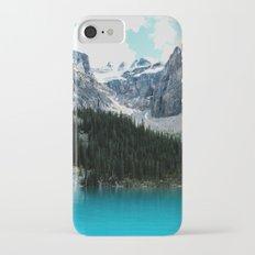 Moraine lake Wander (landscape) Slim Case iPhone 7