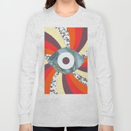 Hypno Retro Eye Long Sleeve T-shirt