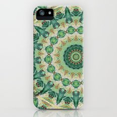 Luna Moth Kaleidoscope iPhone (5, 5s) Slim Case