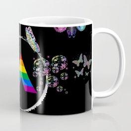 I am Straight But I Am an Ally - Black Coffee Mug