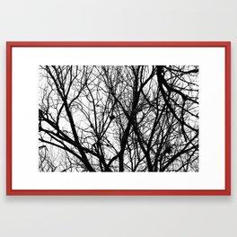 Intersect II Framed Art Print