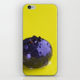 ITS A BLUE BERRY FOOL iPhone Skin
