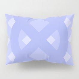 Celtic Knot Lattice in Lavender Pillow Sham