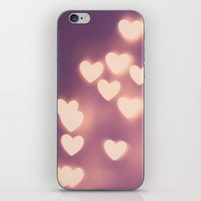 Your Love is Electrifying iPhone Skin