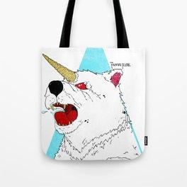 UNI-BEAR-ICORN Tote Bag