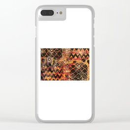 Stars Shine For You Clear iPhone Case